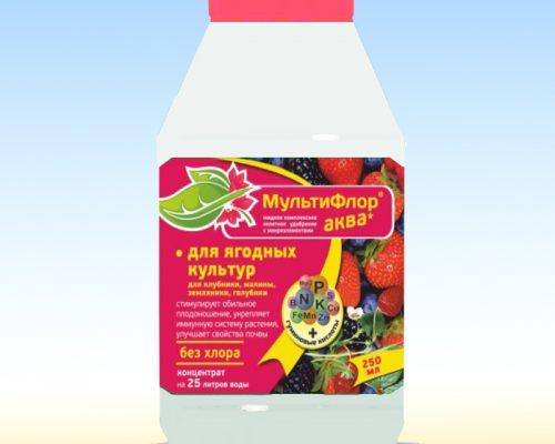 Мультифлор Аква – Для ягодных культур
