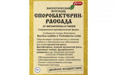 Споробактерин